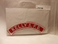 KELLY A.F.B. RED & WHITE PB F2138