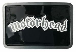 Motorhead Belt Buckle