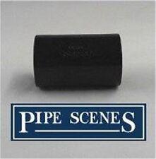 Overflow Condense Pipe 21.5mm Joiner Coupler Coupling - Black Boiler Condensate