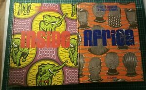 Inside Africa 2 volumes (anglais - français - allemand) tashen