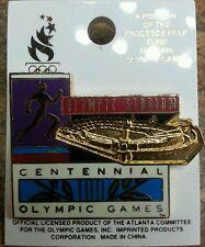 96' Atlanta Olympic track pins