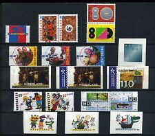 Year set Netherlands 2000 complete MNH