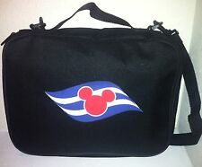 TRADING Pin BOOK BAG FOR DISNEY PINS CRUISE LINE LOGO DCL MICKEY LARGE CASE