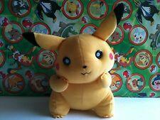 "Pokemon Plush Pikachu 1998 Poke Doll 8"" UFO Catcher Legit Stuffed Figure Toy"