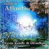 Journey To Atlantis CD New / sealed Relaxation, New Age & Easy Listening