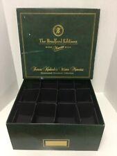 Bradford Editions Thomas Kinkade's Christmas Ornament's *Box Only*