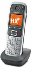 Gigaset Mobilteil E560 HX platin (inkl. Ladeschale) CLIP ECO-DECT Grau NEU OVP