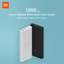 Xiaomi Power Bank Portable Wireless Powerbank 10000mAh Fast Charger USB TypC