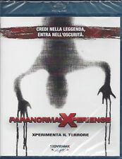 Blu-ray **PARANORMAL XPERIENCE** nuovo sigillato 2012