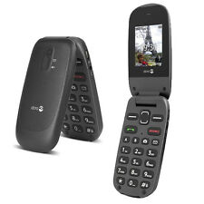 Doro PhoneEasy 607 (Unlocked) Black -  Easy Use Big Button Camera Mobile Phone