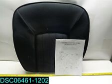 Abgy005 Flash Furniture Soft Black Fabric Chiavari Chair Cushion