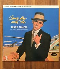 Frank Sinatra - Come Fly With Me - VINYL - 1984