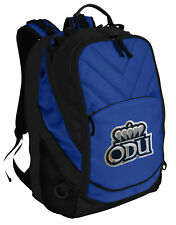 ODU Logo Backpack Laptop Bags Computer Backpacks
