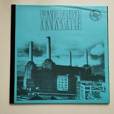 LP PINK FLOYD - ANIMALS PROMO BLUE Vinyl Limited Edition