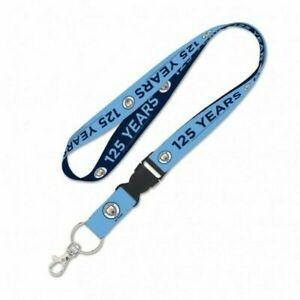 Manchester City FC Premium Lanyard/Keychain Officially Licensed