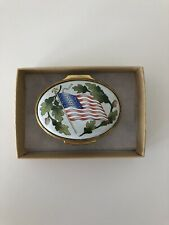 Tiffany & Co. Halcyon Days Enamel Box
