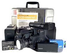 NICE Vintage Sony CCD-V8AF 8mm Video 8 Video Camera Recorder Hi8 Camcorder