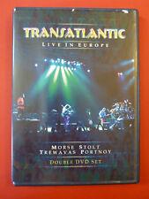 Transatlantic Live In Europe DVD