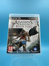 jeu video sony playstation 3 ps3 complet PAL assassin's creed black flag 18 ans