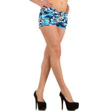 Kurze Damen-Shorts & -Bermudas mit Camouflage in Größe 38