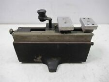 Vintage Central Scientific Company Metal Rail System with Magnifier Lab Unit