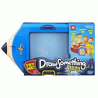 HASBRO Family Gaming Draw Something Party Age 8+ For 4 or more players