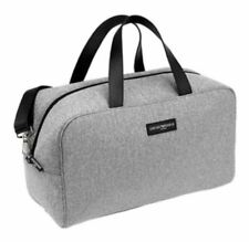 2037a9e2851a BRAND NEW 100% GENUINE GIORGIO ARMANI GREY DUFFLE TRAVEL GYM WEEKEND FLIGHT  BAG