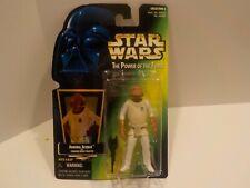 Kenner Star Wars POTF2 Green Holo card ADMIRAL ACKBAR New MOC