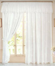 Unbranded Embroidered Ready Made Curtains & Pelmets