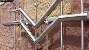 FGM-025 Edelstahl Fenstergitter Fenstersicherung Einbruchsschutz Schutzgitter