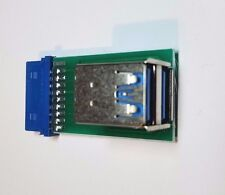 Double USB 2.0 Header - Motherboard Connector - UK Free P&P