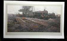 BLACK FIVE COUNTRY,Limited Edition,Stamped & Signed by D.Shepherd PRINT