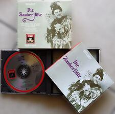 Wolfgang Amadeus Mozart, Die Zauberflöte, Ed. EMI Records, 1989