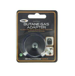 NGT Picnic Burner Cartridge Gas Butane gas adapter Camping Carp Fishing Tackle