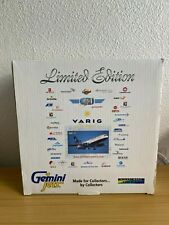 GEMINI JETS1:400 VARIG BRASIL MD-11 PP-VPLLIMITED EDITION