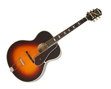 Epiphone MasterBilt Century DeLuxe Arch-top Vintage Acoustic Electric Guitar NEW