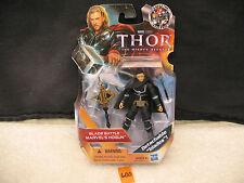 "Thor BLADE BATTLE MARVEL'S HOGUN 4"" Action Figure Marvel Studios NEW 2011 Hasbro"
