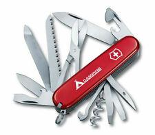 🌟 1.3763.71 VICTORINOX SWISS ARMY POCKET KNIFE RANGER CAMPING RED VI53861 53861