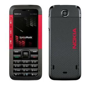 Refurbished Original Nokia 5310 XpressMusic Unlocked Phone Bluetooth WORLDWIDE