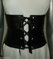 Faux Leather Burlesque Fancy Dresses