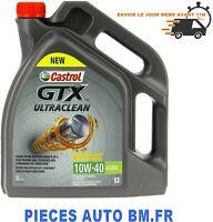 Castrol Huile Moteur GTX Ultra 10W-40 Bidon 5 L