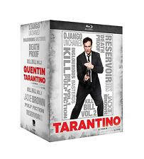 Quentin Tarantino The Ultimate Collection Blu-ray Box Set Sealed NEW!!