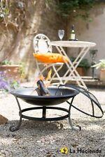 La Hacienda Albion Firepit Firebowl Brazier Wood Burner Patio Heater