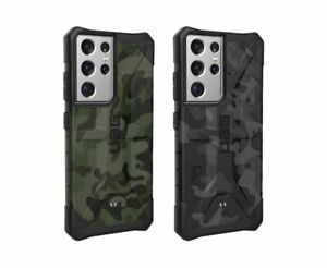 UAG Pathfinder SE Camo Samsung Galaxy S21 Ultra Case Outdoor Rugged Cover