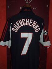 SHEVCHENKO MILAN 1999.2000 MAGLIA SHIRT CALCIO FOOTBALL MAILLOT JERSEY CAMISETA