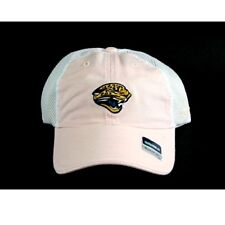 finest selection f4671 50d07 JACKSONVILLE JAGUARS HAT CAP PASTEL PINK SLOUCH RELAXED ADJUSTABLE NWT  WOMEN S