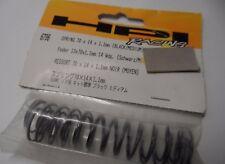 New HPI Shock Spring 14x70x1.1mm (Black,Medium,2pcs) HPI 6796