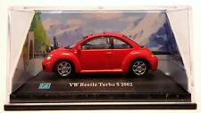 1:72 Scale Cararama VW Beetle Turbo S - Red - BNIB
