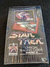 Star Trek 25th Anniversary Trading Cards - Series II - FACTORY SEALED Box