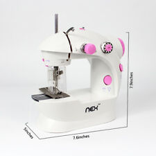 2 Speed Mini Electric Sewing Machine Portable Desktop Household Sewing Machine